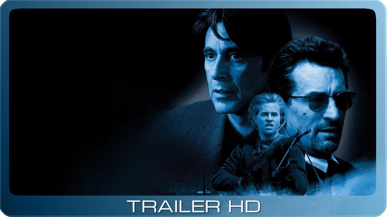 Heat ≣ 1995 ≣ Trailer #1 ≣ German | Deutsch