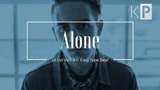 "Sad Lil Uzi Vert x G Eazy Type Beat (With Hook) | ""Alone"""