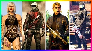 THE 4 TYPES OF PLAYERS WE MEET IN GTA ONLINE! (WHICH ONE ARE YOU)