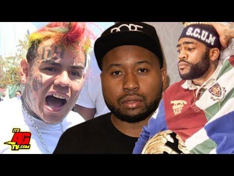 Scum Lord Dizzy Says DJ Akademiks Helped Incriminate Tekashi69