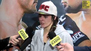 UFC Fight Night Adelaide: Alex Chambers Post fight