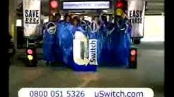 uSwitch Car Insurance Gospel Advert