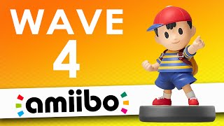 Ness Amiibo Breaks Gamestop?! (Wave 4 Amiibo Facts & Theories)