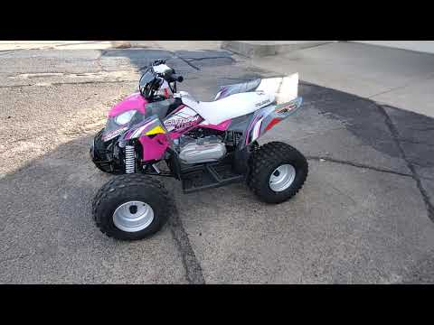 2020 Polaris Outlaw 110 at Bartlesville Cycle Sports in Bartlesville, OK