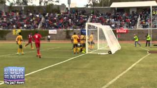 Bermuda Goals Against Bahamas, March 29 2015