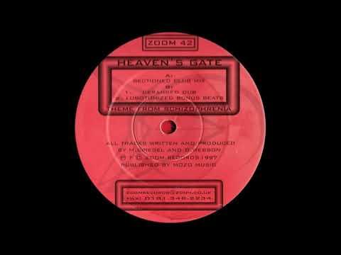 Heavens Gate - Theme From Schizophrenia / Lobotomized Bonus Beats (Zoom Records 42)