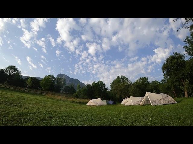 JR Camp ... de dimineață