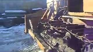 Обзор бульдозера Т 170 после ремонта
