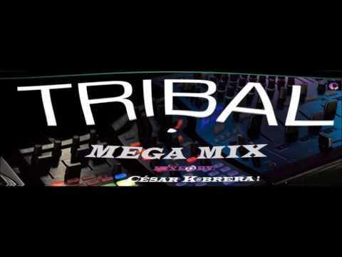 CUMBIA TRIBAL  MEGA MIX !!