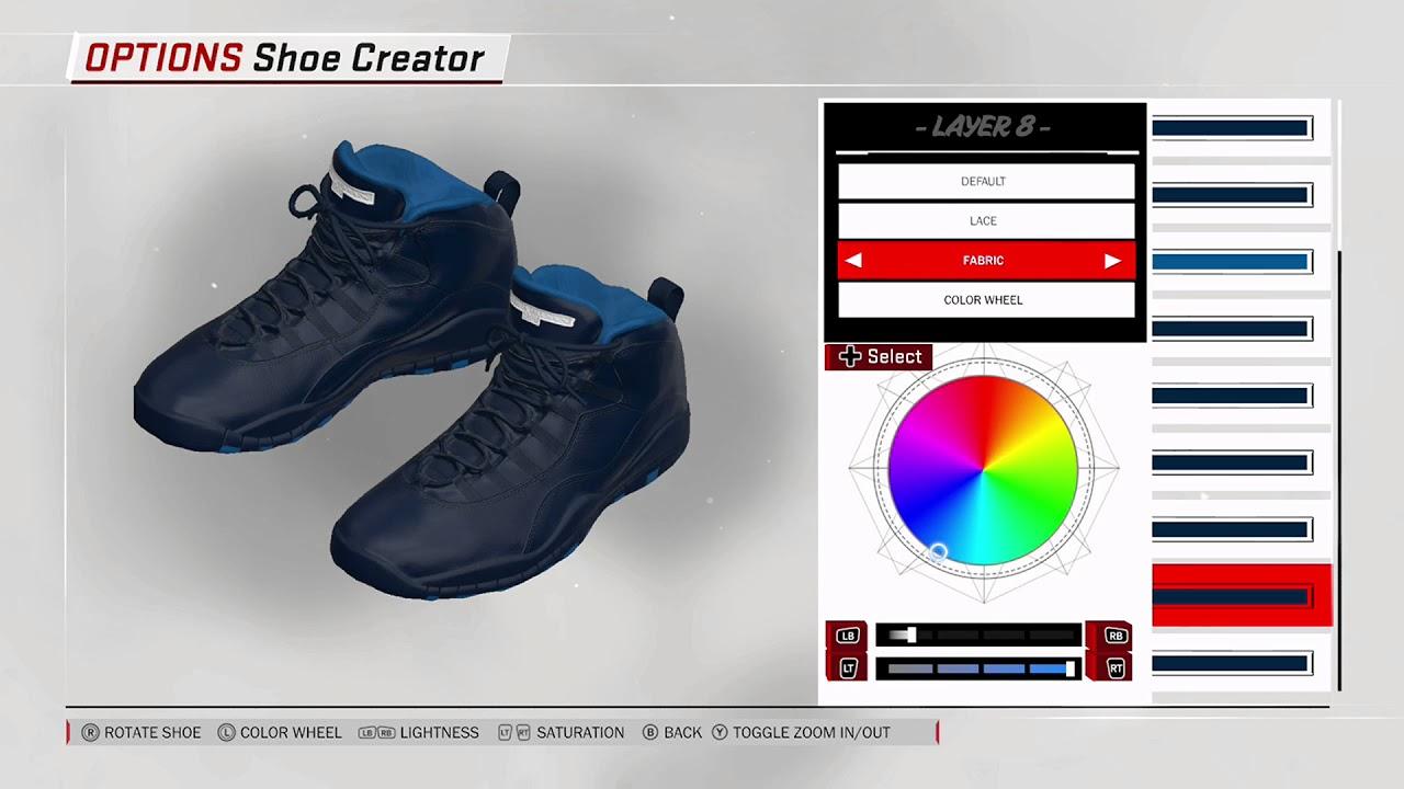 3c0d69767c29b9 ... official nba 2k18 shoe creator air jordan 10 pe jimmy butler d0de9 cc4c0