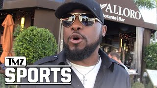 STEELERS COACH MIKE TOMLIN -- I DON'T LISTEN TO LE'VEON'S MUSIC ... 'Too Old For That' | TMZ Sports
