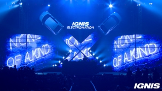 Ignis Electronation - None of a Kind Launch Concert