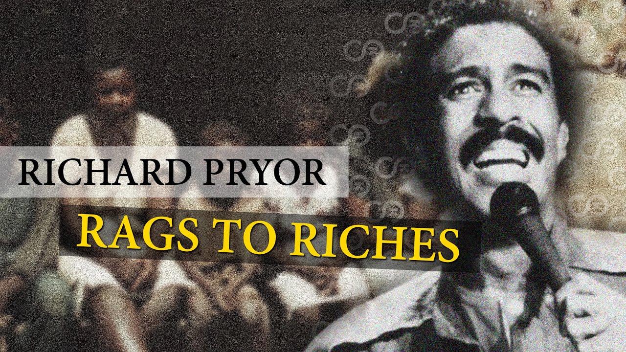 Richard Pryor Biography   Poverty to Greatness