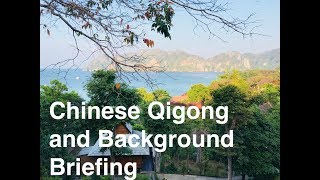 Healthy lifestyle: qigong exercise and chinese medicine (brief info)