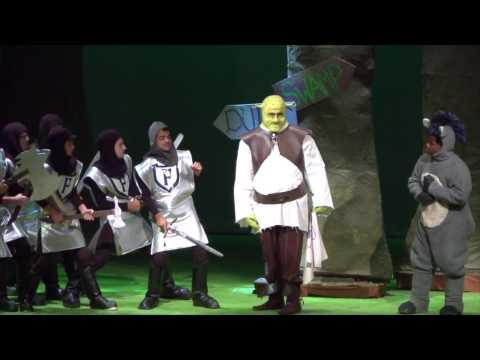 Shrek the Musical - University High School - 2013 - Cast 1