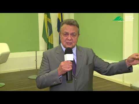 Roberto Rodrigues   Posse da Academia SNA   15 08 2013
