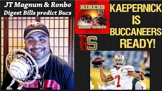 NFL 2016 49ers vs Bills Review & Week 7 Tampa Bay Buccaneers Game Predictions