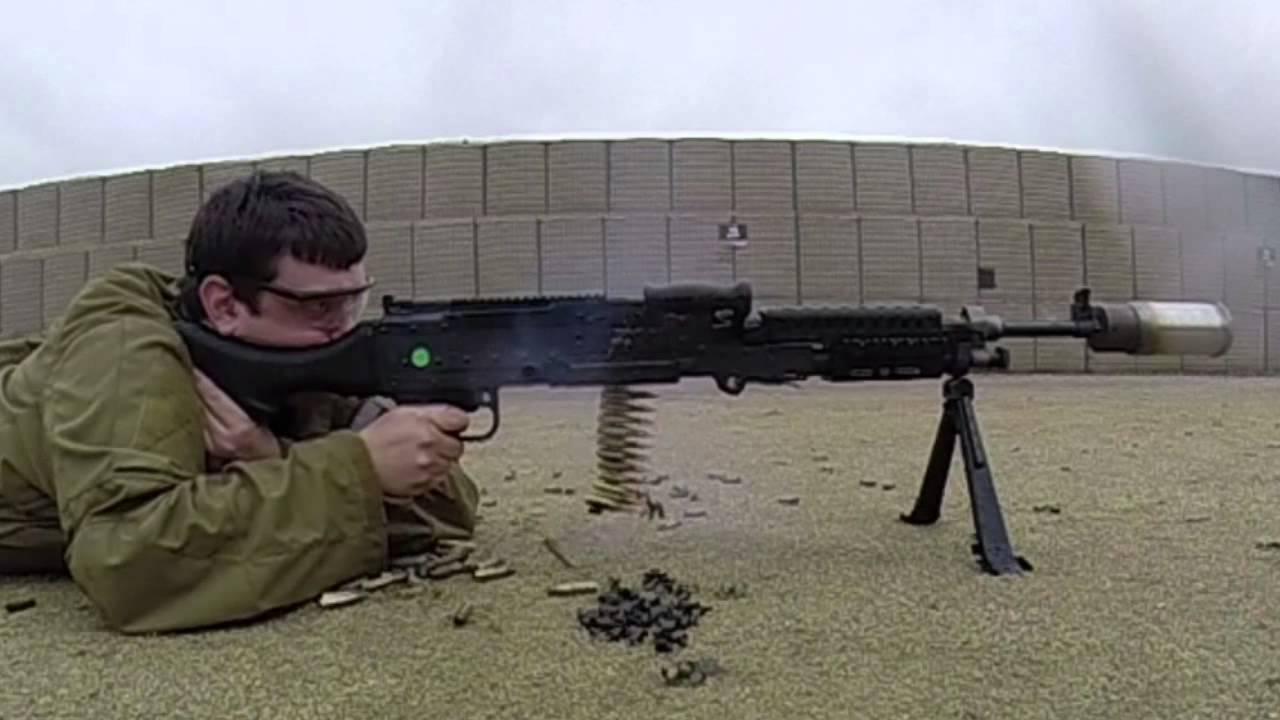 Gun Review: M240 Machine Gun - The Truth About Guns