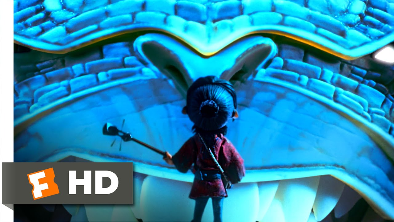 Download Kubo and the Two Strings (2016) - The Most Powerful Magic Scene (10/10) | Movieclips