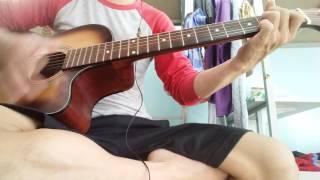 Yêu Không Đường Lui - cover guitar