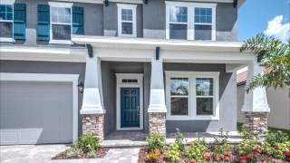 David Weekley new home in Waterleaf located in Riverview FL