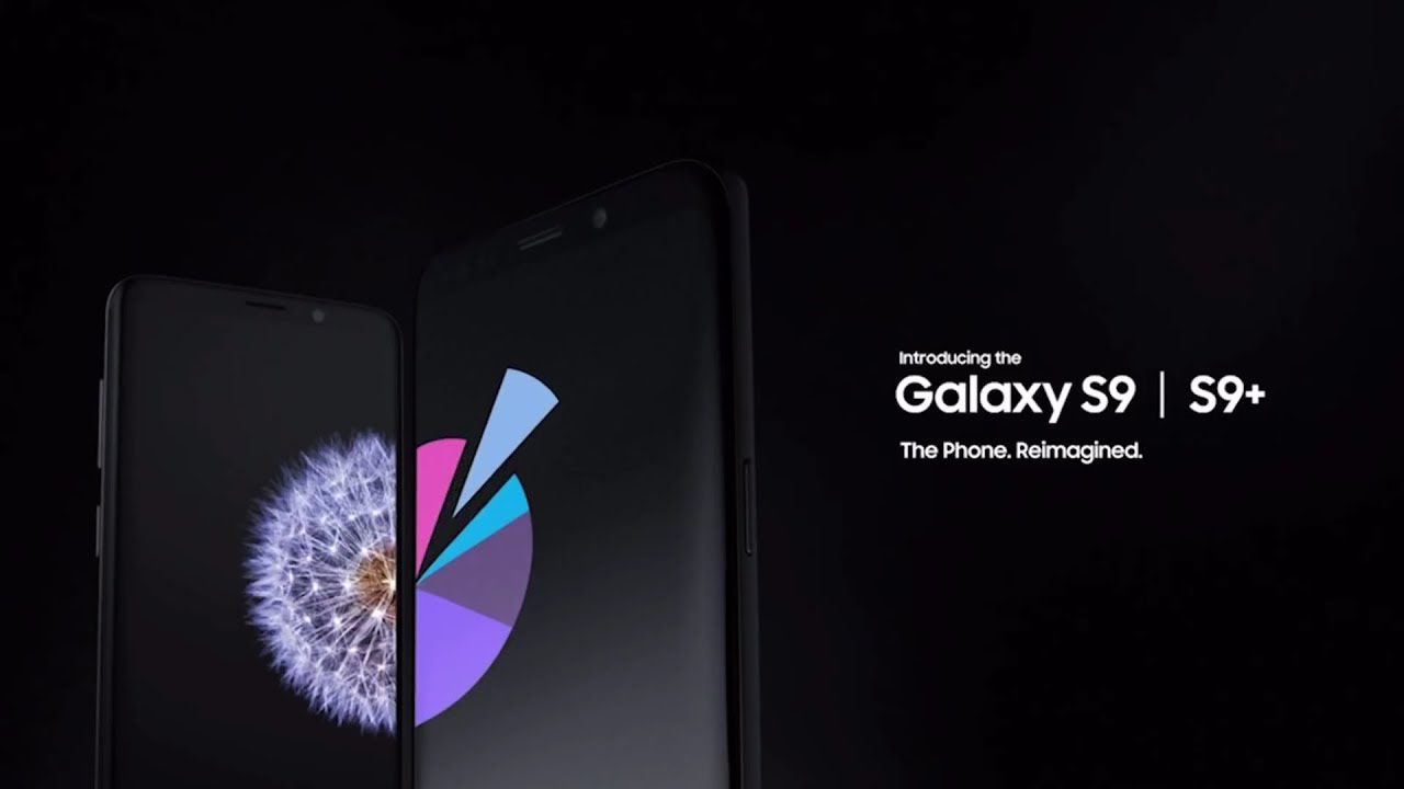 SAMSUNG S9 PLUS COMMERCIAL SHOTS