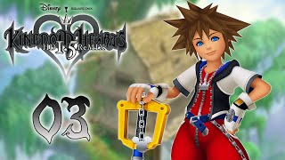Kingdom Hearts 1.5 HD REMIX #03 - Aidons Tarzan !