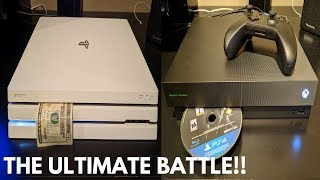Putting Foreign Discs in a PS4 Pro and Xbox One X...WHICH IS BEST??