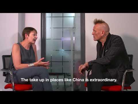 In Conversation | John Robb and Caroline Lucas | Lush TV