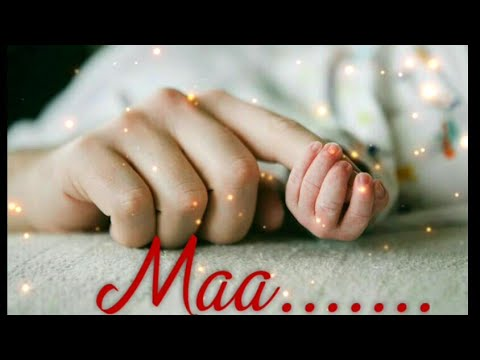 Latest 2018 Mother's Day Special Heart Touching Whatsapp Status Video Song... ''Maa Tu Bataa''....