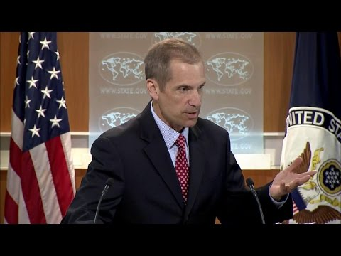 Daily Press Briefing - April 4, 2016