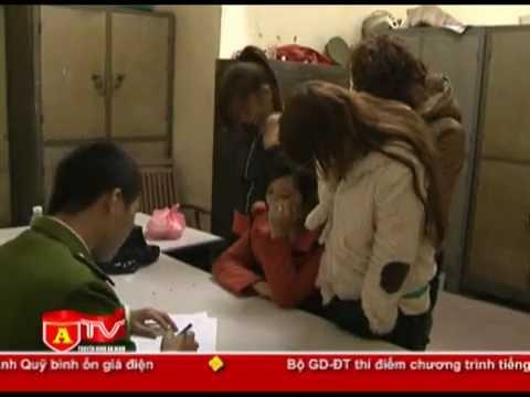 Triệt phá đường dây gái gọi tuổi vị thành niên - TruyenHinhTV.com