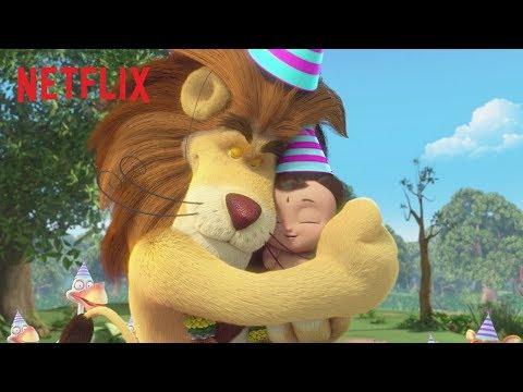 A Birthday Surprise 🎂 Mighty Little Bheem | Netflix Jr