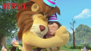 A Birthday Surprise 🎂 Mighty Little Bheem | Netflix Jr
