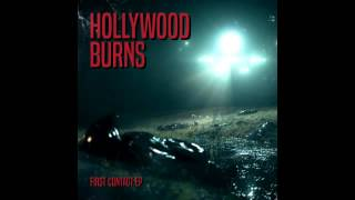 Hollywood Burns Black Saucers
