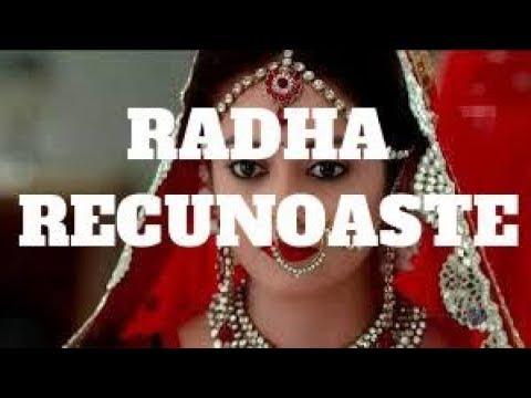 SUFLETE TRADATE ep 469 RADHA RECUNOASTE VINA! episod de azi tradus online din filmul indian