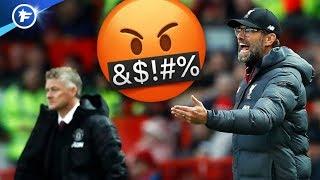 VIDEO: La colère noire de Jürgen Klopp après Manchester United - Liverpool | Revue de presse