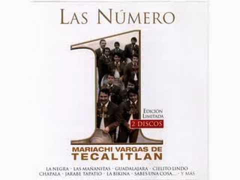 Mariachi Vargas de Tecalitlan     El Cascabel