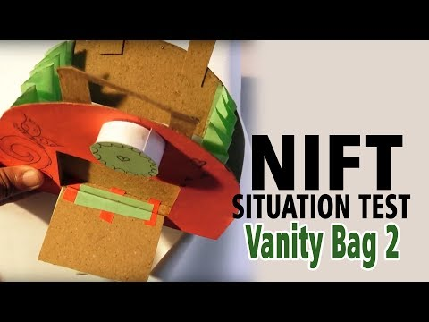 Vanity Bag 2 (NIFT- SITUATION TEST)