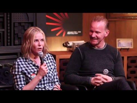 Cinema Café: Chelsea Handler and Morgan Spurlock @ Sundance Film Festival 2016