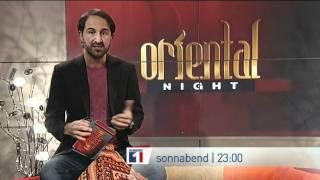Şiir Eloğlu bei Oriental Night