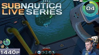 Subnautica (Blind) - Part 04 - Getting Started - Gameplay / Let