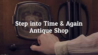 Time & Again Antique Shop Series