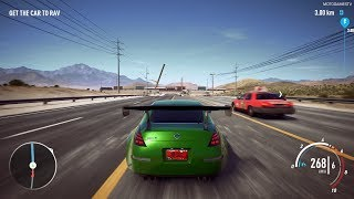 Need for Speed Payback - Rachel's Nissan 350Z Abandoned Car - Location and Gameplay (3rd Time)