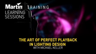 Led by touring lighting director, designer, programmer and technician, michael keller, this webinar describes the art of running a perfectly timed show when ...
