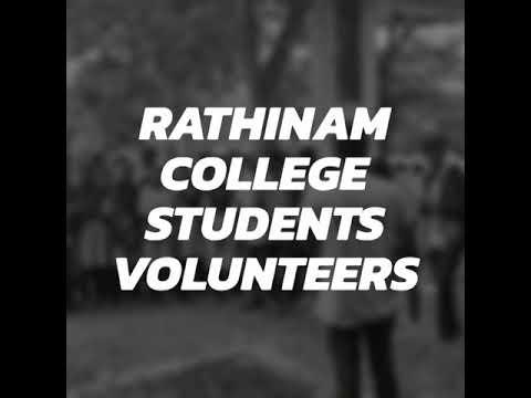 Target Zer0's 5 KM Marathon Clean Drive with Rathinam & NGM College Students.