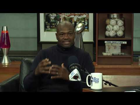 MLB Network's Harold Reynolds on How to Improve Pace of Play   The Rich Eisen Show   4/5/19