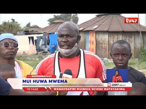 MUI HUWA MWEMA: Maisha ya mbeleni ya Kundi la makongeni young farmers yalikuwa ya uhalifu