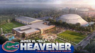 "James W. ""Bill"" Heavener Football Training Center"