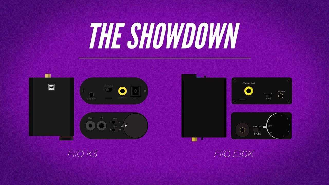FiiO K3 vs  E10K [The Definitive Guide] - Home Studio Basics